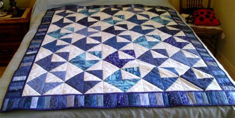 quilt pattern you ve got mail you ve got mail quilt in blues