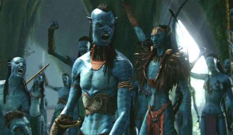 Avatar Petir culture clash the na vi gungans meet battles comic vine