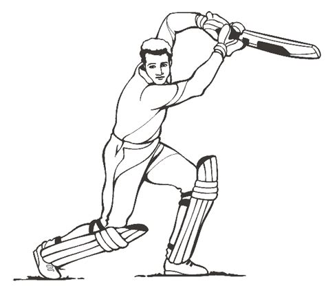 Cricket Colouring Pages Cricket Coloring Pages1 Coloring Kids by Cricket Colouring Pages
