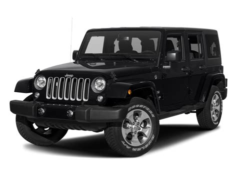 Jeep 4x4 Price New 2017 Jeep Wrangler Unlimited 4x4 Msrp Prices