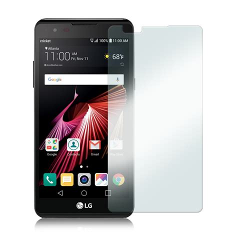 Tempered Glass Lg X Power shtl premium tempered glass screen protector for lg x