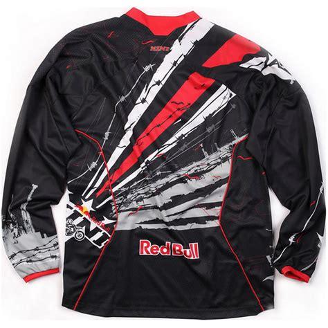 bull motocross jersey kini bull barbwire motocross jersey motocross