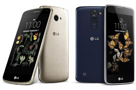 LG K5, K8 Mid Range Android Smartphones Launched