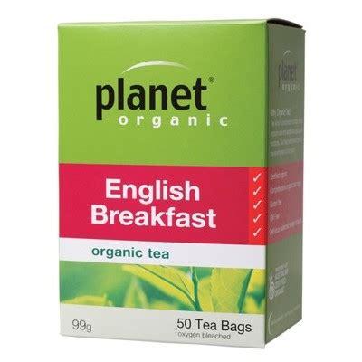 Planet Organic Detox Tea Benefits by Planet Organic Breakfast Tea Bags The Vitamins