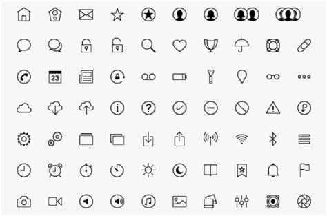 cabecera meaning nuovo set di icone ottimizzate ad ios 7 per le tue app