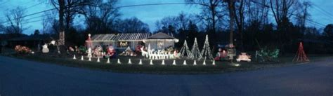 christmas lights lebanon tn 12 of the best light displays in tennessee in 2016