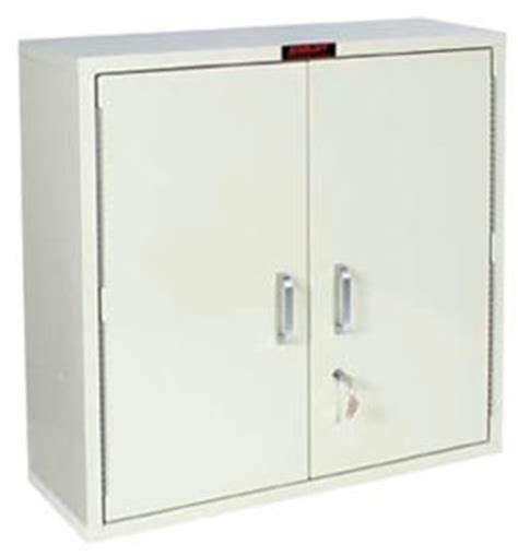 Medication Storage Cabinet by Large Door Single Lock Narcotics Cabinets