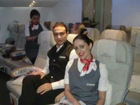 etihad cabin crew batch 291 1st clip the ideal cabin