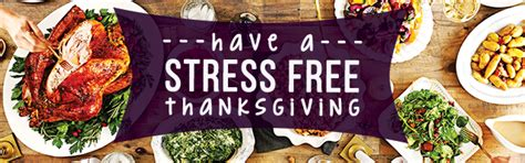 6 Tips For A Stress Free Thanksgiving by How To A Stress Free Thanksgiving Memd