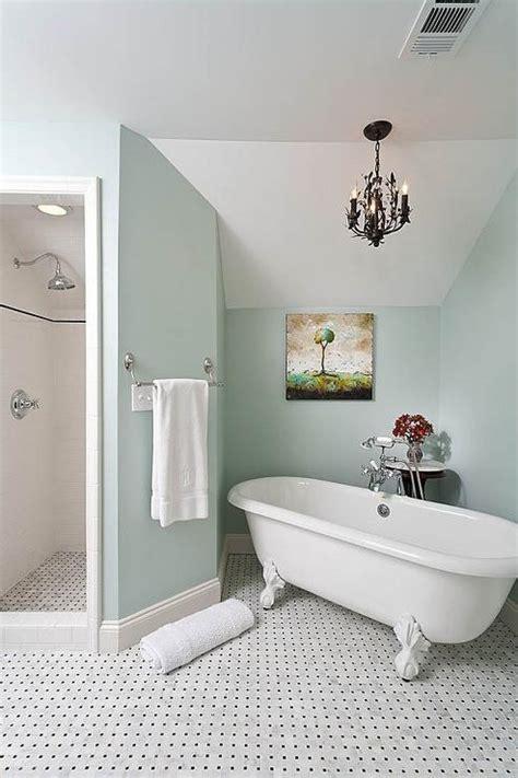 blue tub bathroom tiffany blue paint colors contemporary bathroom