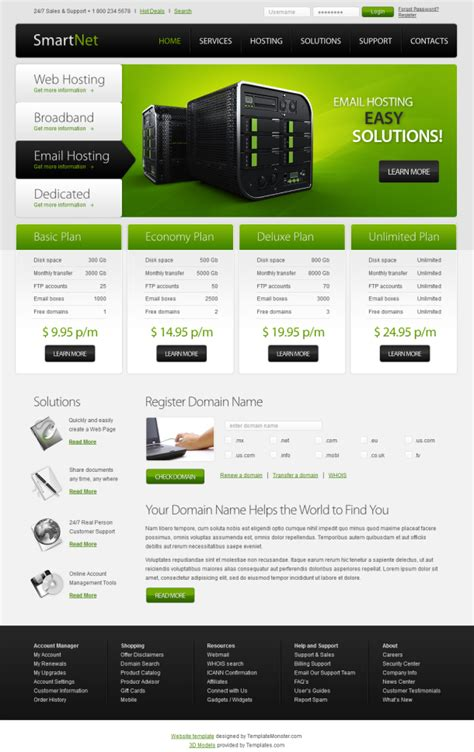 blog themes uk 10 of the best web hosting templates and themes for
