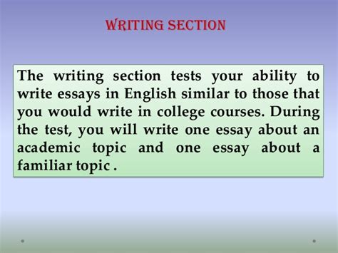 writing section in toefl writing section of toefl ibt report564 web fc2 com
