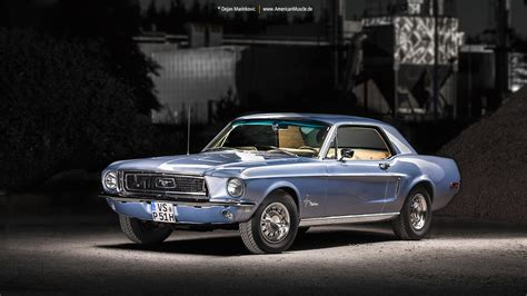68 mustang images 68 mustang coupe vi by americanmuscle on deviantart