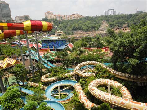 themes park in malaysia sunway lagoon theme park in kuala lumpur thousand wonders