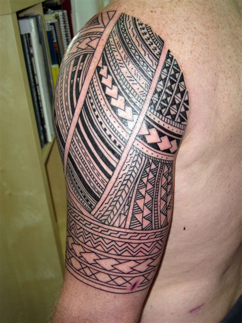 tribal samoan tattoo designs tribal design cool tattoos bonbaden
