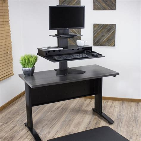 duke adjustable standing desk review