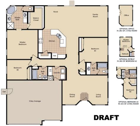 santa barbara mission floor plan mission by signature homes las vegas
