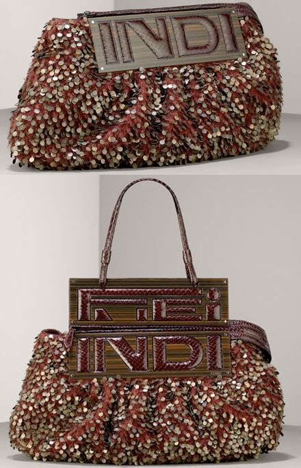 Fendi To You Embellished Convertible Bag fendi to you embellished convertible bag