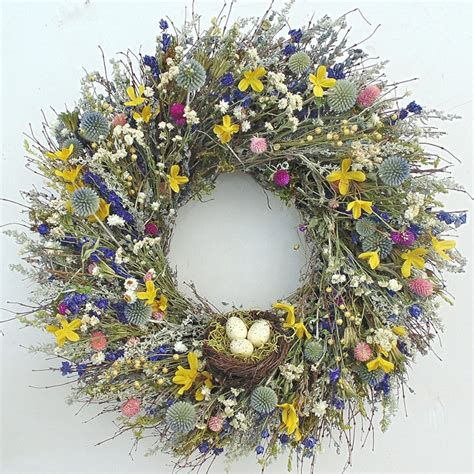 spring wreaths 2017 10 best spring wreaths for 2018 beautiful flower wreaths for spring