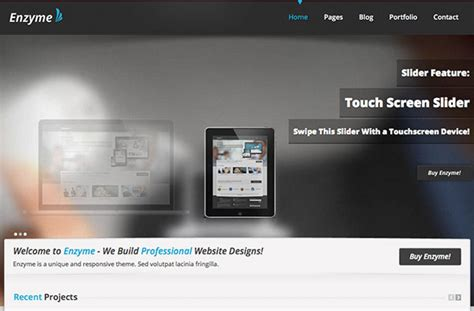 helios html5 template creative beacon