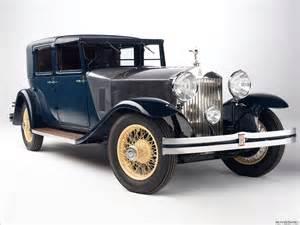 1929 Rolls Royce Phantom Ii Rolls Royce Phantom Imperial Cabriolet Ii 1929