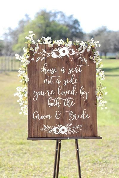 Best 25  Wedding seating signs ideas on Pinterest