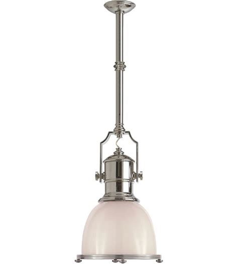 visual comfort e f chapman country industrial pendant in