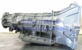 Ford 4r100 Transmission 4r100 1998 2005 7 3l 4x4 Remanufactured Transmission Ford