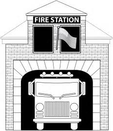 fire station 7 buildings and architecture printable