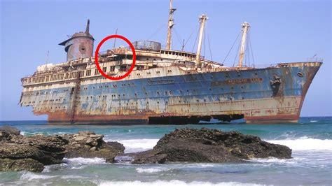 imagenes de barcos misteriosos 5 misteriosos barcos abandonados sin explicaci 211 n youtube