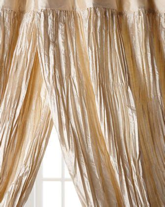 crushed satin curtains curtains home and ps on pinterest