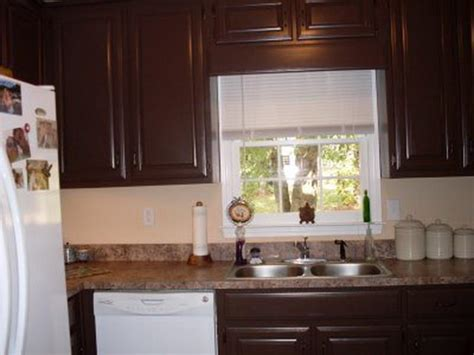 painting kitchen cabinets dark brown miscellaneous small kitchen colors ideas interior