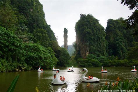 paddle boats johannesburg lost world of tambun adventures with family