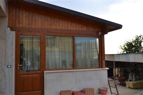 verande coperte in legno verande in legno chiuse a vetri trapani alcamo marsala
