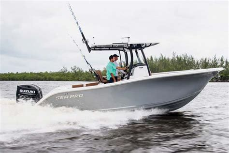 sea pro boats values 2018 boat buyer s guide on the water