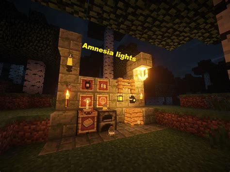 Minecraft Outdoor Lighting Minecraft Ls Warisan Lighting
