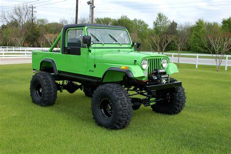 jeep scrambler custom 1981 jeep scrambler custom 195809