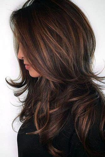 The Best Balayage Color Ideas Hair World Magazine Brown Hair With Balayage Caramel Highlights Hair World Magazine