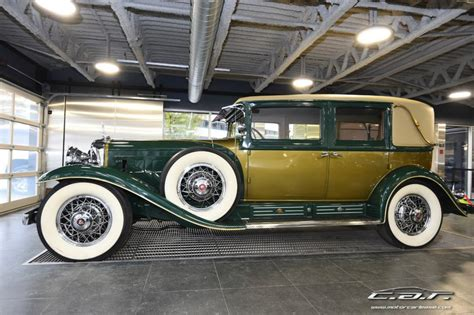1930 Cadillac V16 by 1930 Cadillac Fleetwood V16 For Sale
