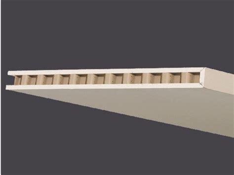 mensole in cartongesso prefabbricate moduli per mensole su misura in cartongesso moduli in