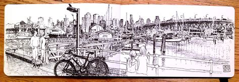 sketchbook vancouver sketcher documenting in vancouver and