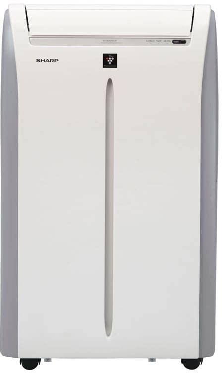 Dijamin Remot Remote Ac Sharp Plasmacluster sharp cv2p10sx 10 500 btu portable air conditioner with plasmacluster ion technology