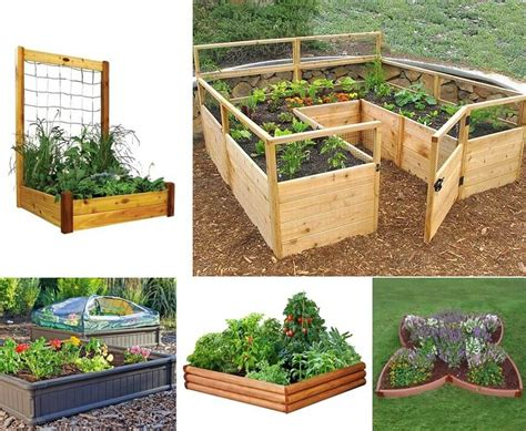 Raised Garden Kits by 13 Amazing Raised Garden Kits You Can Easily Build Yourself
