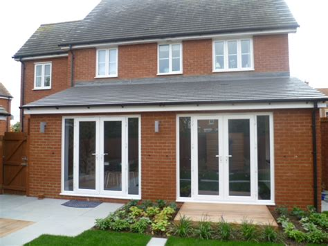 house extension design ideas uk rear house extension marston bedfordshire buildline bedford