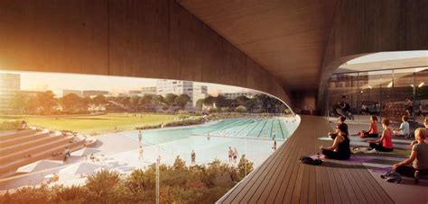 design competition city of sydney green square design competition gunyama park and aquatic