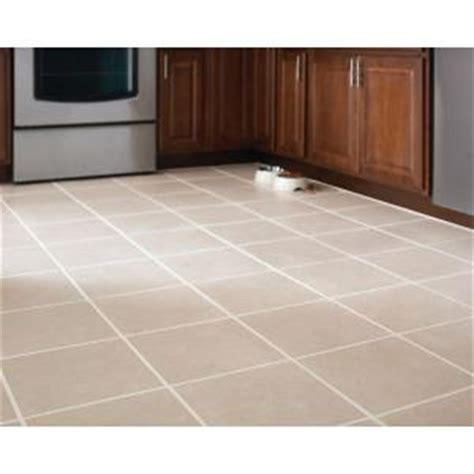 trafficmaster sanibel white 12 in x 12 in ceramic white