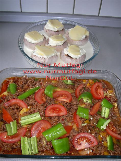 kis dolmasi en hizli tarifler pratik ve kolay yemek tarifleri fırında kıymalı mantar