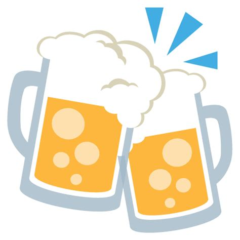 beer emoji list of emoji one food drink emojis for use as facebook