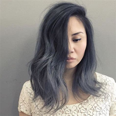 gray hair color trend 2015 one of the hottest hair color trends for 2015 is silver