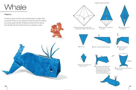 How To Make An Origami Whale - origami whale bull